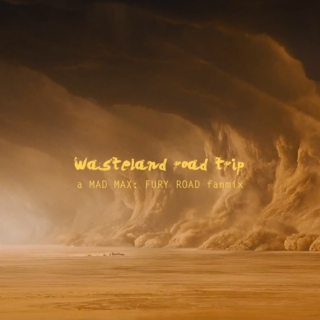 wasteland road trip