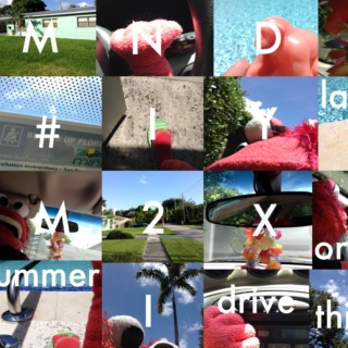 Mindy's Mix 2: Summer Whatever Thing I Made To Drive To Work With