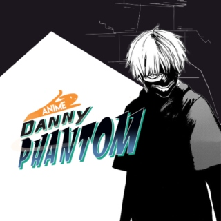 Anime Danny Phantom