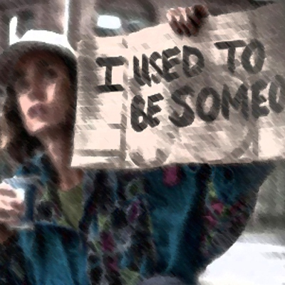 I used to be someone