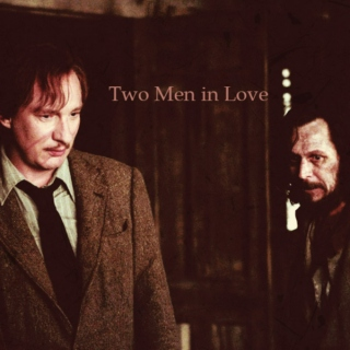 Two Men in Love
