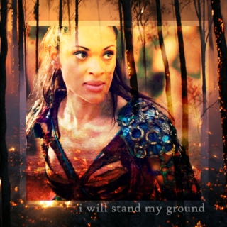 i will stand my ground