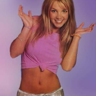 Covering Britney up