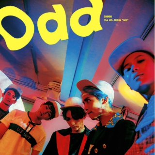 "SHINee The 4th Album ""Odd"""