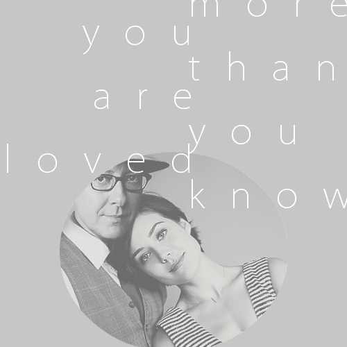 you are loved | a lizzington playlist
