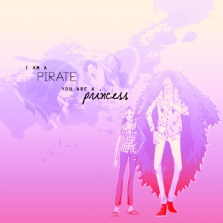 I'm a Pirate, You're a Princess