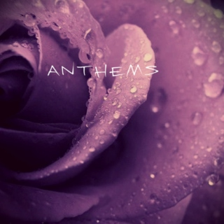 anthems for a seventeen-year old girl