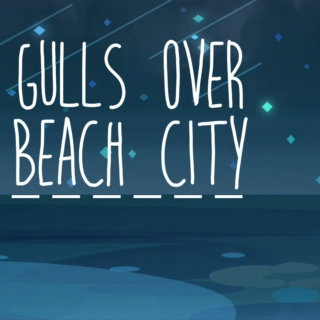 Gulls Over Beach City