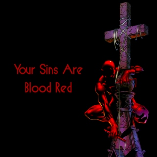 Your Sins are Blood Red
