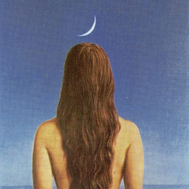 the sighing moon