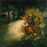 Titania in Love