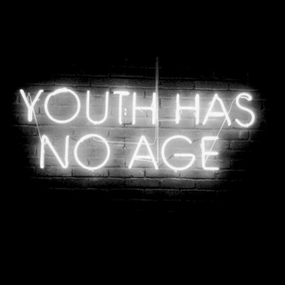 We'll never be as young as we are now