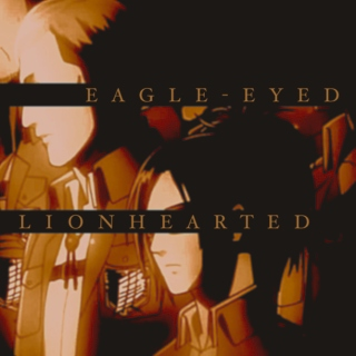 Eagle-eyed / Lionhearted: a Hanji Zoe / Erwin Smith fanmix