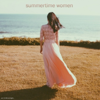 Summertime Women