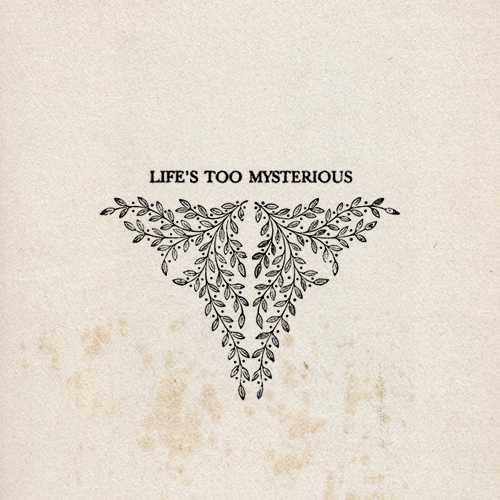Life's Too Mysterious
