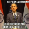 Bhangra is not Bollywood