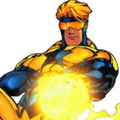 -Crazy Sunshine- Booster Gold