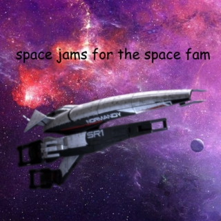 space jams for the space fam