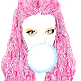 what kind of bubblegum have you been blowing lately?