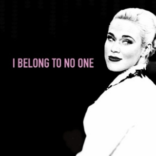 I belong to no one