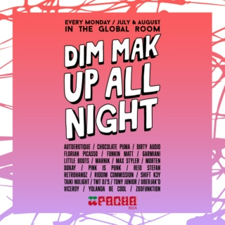 "Dim Mak's ""Up All Night"" @ Pacha Ibiza"