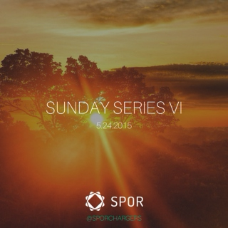 SPOR Sunday Series VI