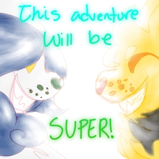This adventure will be SUPER!