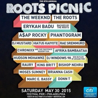 Roots Picnic Pump Up