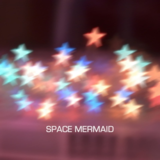 space mermaid