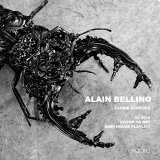Listen to Art 002 SS 2015 Alain Bellino