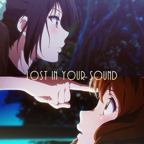 lost in your sound