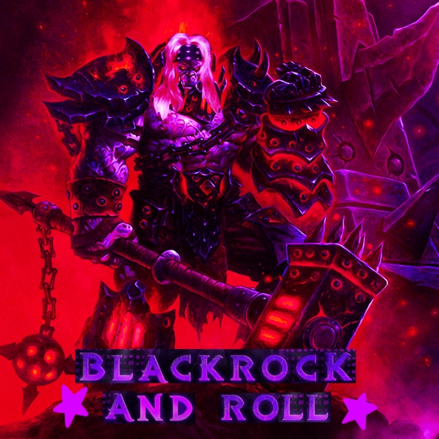 BLACKROCK AND ROLL