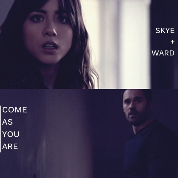 Skyeward // Come as you are