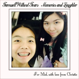 Part One - Farewell Without Tears