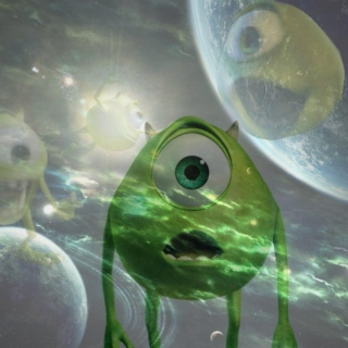 A Mix for Mike Wazowski