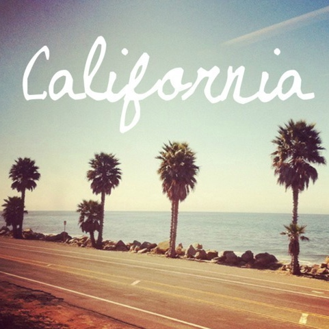 Going to California with a Song in my Heart