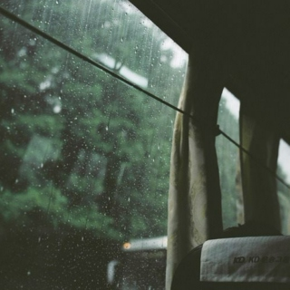 rainy days & long drives