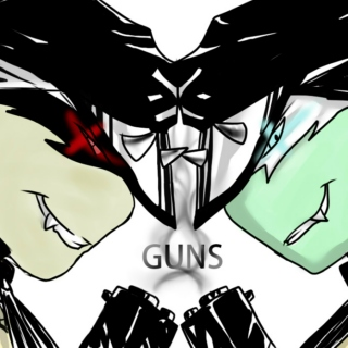 GUNS by Hamato Records