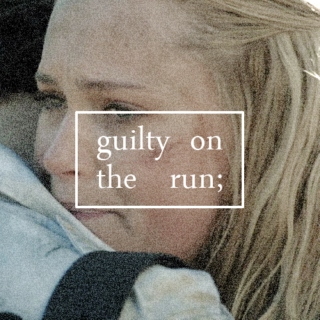 guilty on the run;