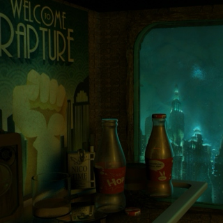 welcome to rapture!