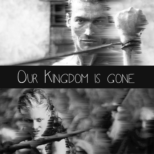 Our Kingdom is Gone