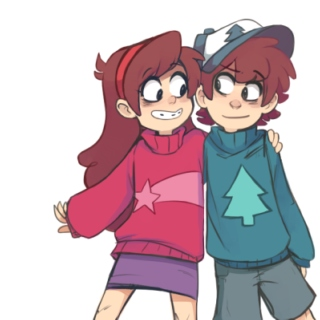 mystery twins?