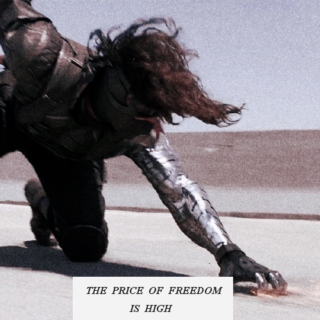 the price of freedom is high