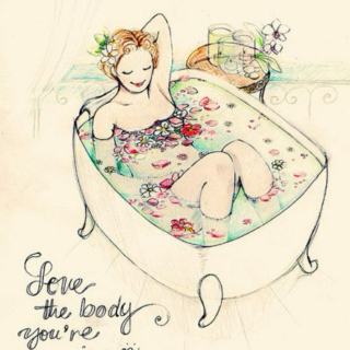 Your body is a good place to be