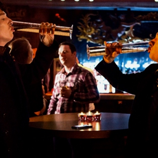 Stag Night: A playlist of unrequited love (Sherlock p.o.v.)