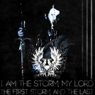 the first storm, and the last // argent cousland