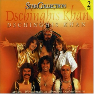 President of the Dschinghis Khan Fanclub