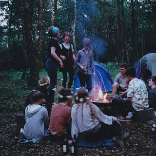 love your friends, dream away the days