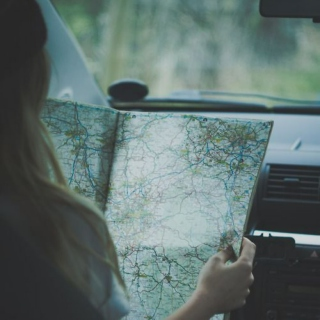 open heart and open road.