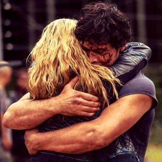 The Rebel King and His Princess {a bellarke fanmix}